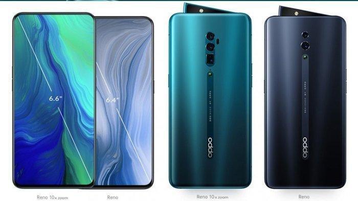 Oppo A31 Dijual Rp 3 Jutaan, TERBARU, Daftar Harga Hp Oppo Hari Ini 12 Oktober 2020