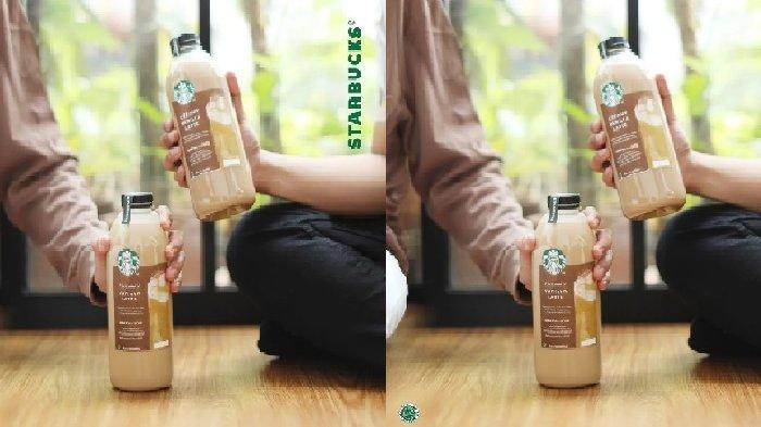 Hanya Hari Ini! Promo Starbucks Rabu 7 April 2021, Starbucks Promo Spesial 2 Liter Hanya Rp 100.000