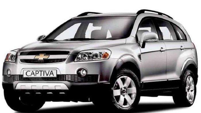Chevrolet Captiva Mobil Bekas Murah di Bulan Juli 2021 Terendah Rp60 Juta Untuk Varian Apa?