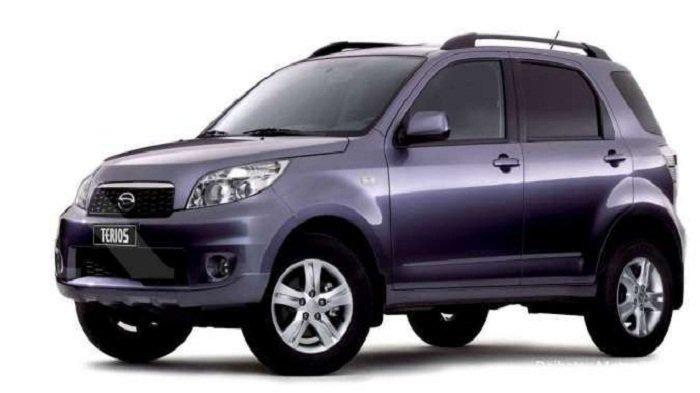 Update daftar Harga Daihatsu Terios Bekas per Agustus 2021, Termurah 80 Juta Tahun Berapa?