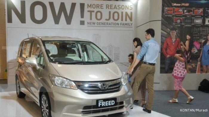 Honda Freed Dengan Pintu Geser, Upadate Harga Mobil Bekas Juli 2021 Sesuai Tahun Varian Spesifikasi