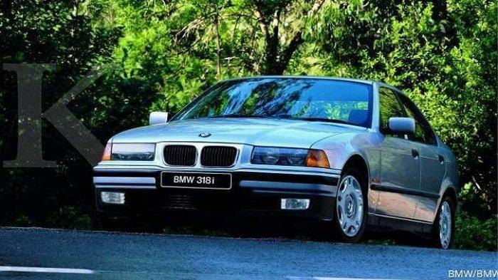 Harga mobil bekas BMW Seri 3 318