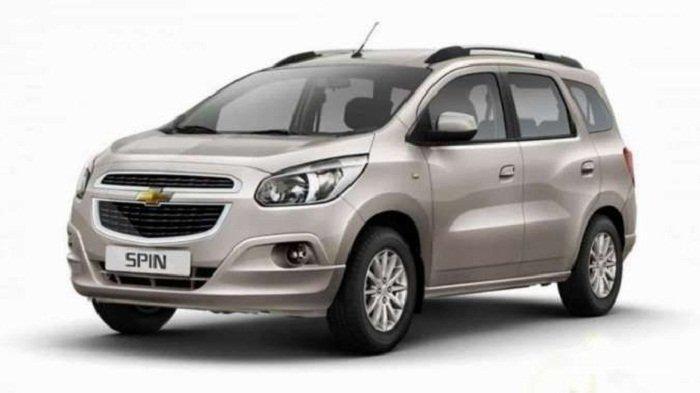 Hanya Rp 60 Juta Dapat Mobil Bekas Chevrolet Spin Varian Apa? Daftar Harga Mobil Seken Juli 2021