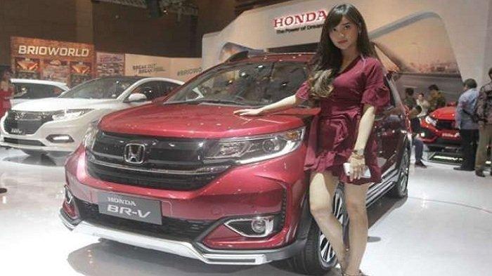 harga Mobil bekas Honda BR-V facelift 2020