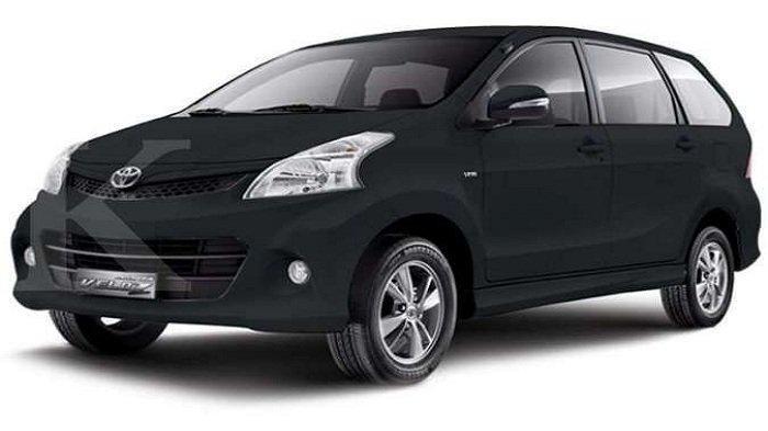 Harga mobil bekas Toyota Avanza Veloz awal September