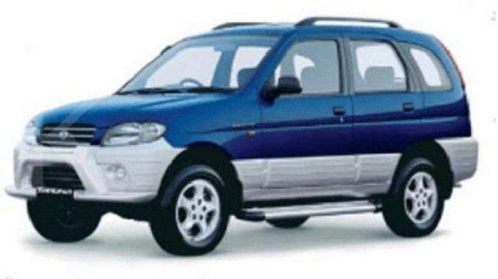 Update Harga Mobil Bekas Daihatsu Taruna Bulan Juli 2021, Termurah Rp 40 Juta Untuk Varian Apa?