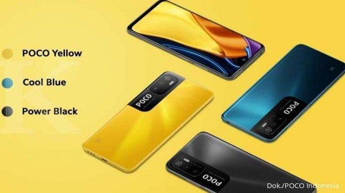 POCO M3 Pro 5G Jadi HP 5G Termurah, Harga Hanya Rp 2,5 Jutaan Versi 4/64GB
