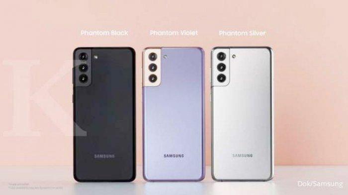 Silakan Cek Update Harga HP Samsung Bulan Februari 2021, Galaxy A02s hingga Galaxy S21 Ultra