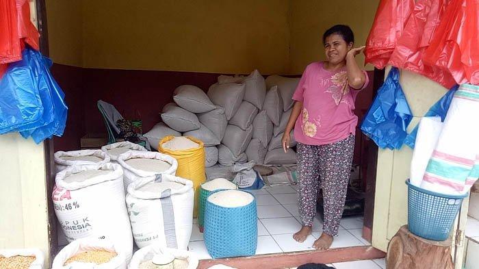 Harga Beras dan Bawang Merah di Pasar Bobou-Bajawa Naik, Ini Pemicunya