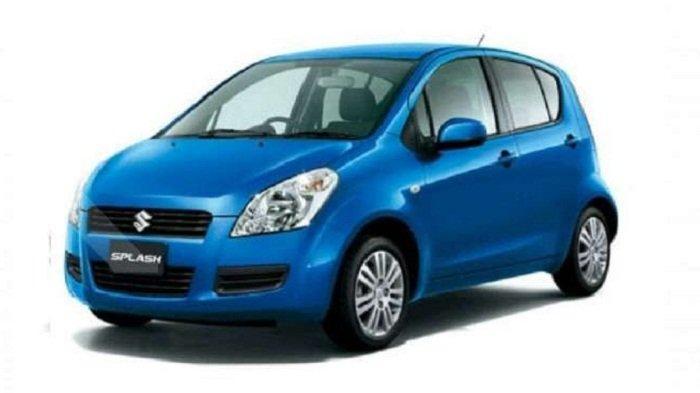 Mobil Murah, Harga Mobil Bekas Suzuki Splash Per Agustus 2021 Hanya Rp 50 jutaan, Berminat?