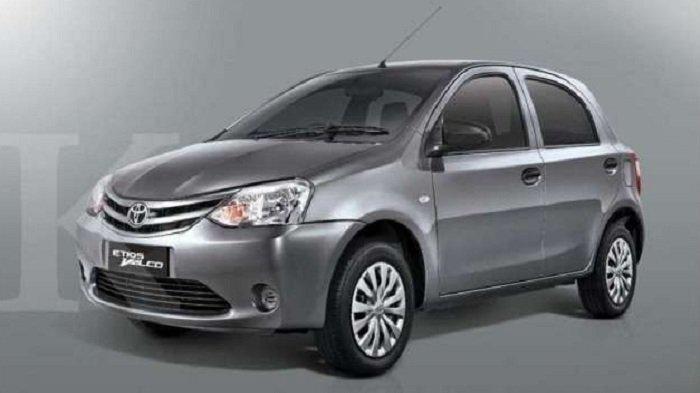 harga mobil bekas Toyota Etios