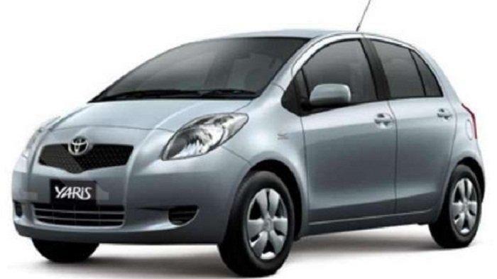 Sudah Murah Toyota Yaris Bekas! Harga Mobil Bekas Berkisar Rp 65 Juta-100 Juta Tahun 2006-2008