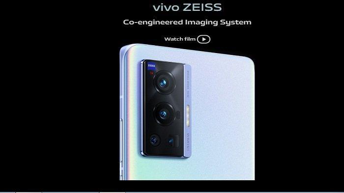 Baru Dirilis  Vivo X70 Pro Buka Pre Order, Spesifikasi Menonjol Adalah Teknologi ZEISS Optics