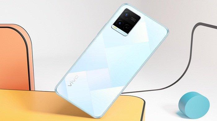 Terbaru dari Vivo, HP Vivo Y21 Pre Order Exclusive, Termasuk Murah, Ini Harga dan Spesifikasinya