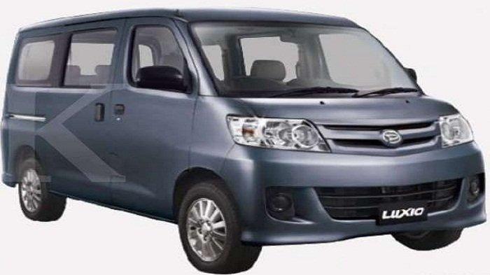 Tampilan Minibus, Berapa Harga Mobil Bekas Daihatsu Luxio di Bulan Juli 2021? Terendah Rp 65 Juta