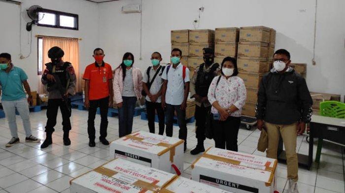 Hari Ini Vaksin Covid-19 Untuk Kabupaten Manggarai Tiba di Ruteng
