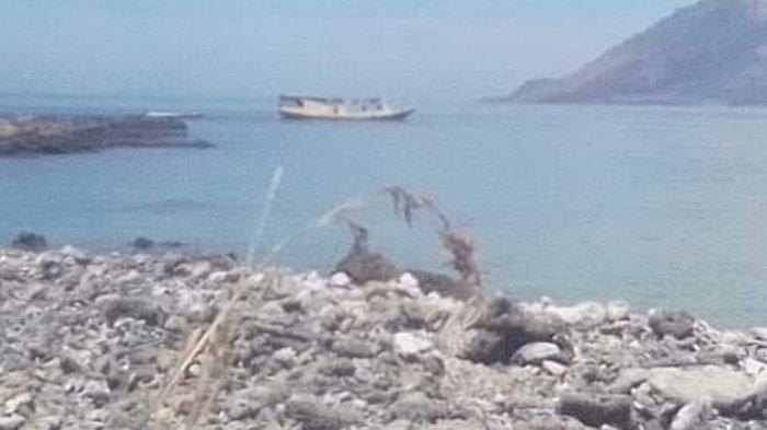 Hari Ini Warga Desa Banitobo Bawa Busur Panah Jaga Laut dari Bom Ikan