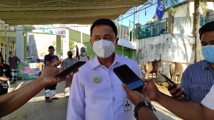 Rayakan Idul Adha 1442, Bank NTT Salurkan 6 Ekor Hewan Kurban