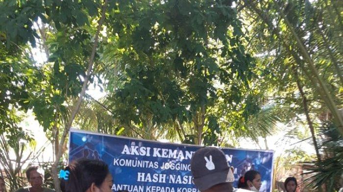HASH Kupang Bantu Korban Seroja di Kabupaten Malaka, Simak Infonya