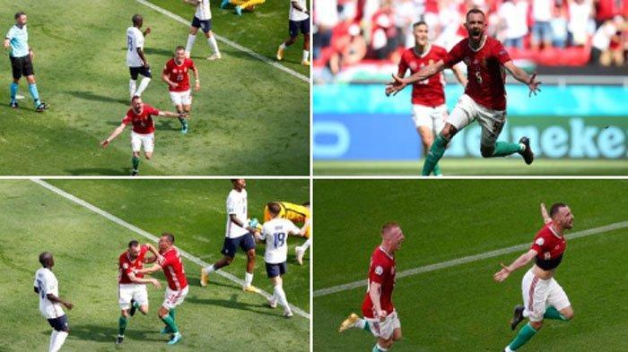 Hasil Euro 2020 - Gol Penentu Antoine Griezman, Hungaria Tahan Imbang Prancis