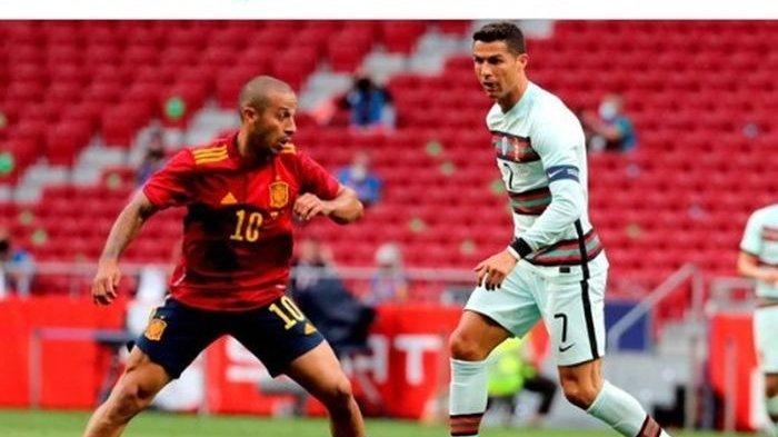 Live Streaming Portugal Vs Hungaria di RCTI & iNews, Hasil EURO 2020 Live Skor, Hungaria Konsisten?