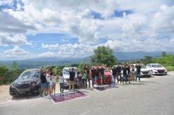 HRV Club Indonesia Chapter Kupang NTT  Bawa Keluarga Ikut Touring