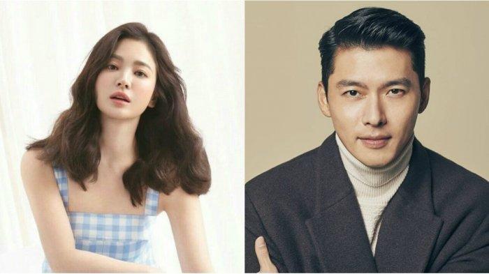 Heboh Song Hye Kyo Dikabarkan CLBK dengan Hyun Bin, Bukti-buktinya Bikin Penggemar Penasaran!