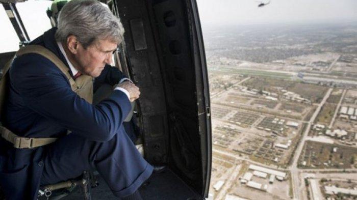 Helikopter Jatuh di Irak Tentara Amerika Serikat Tewas