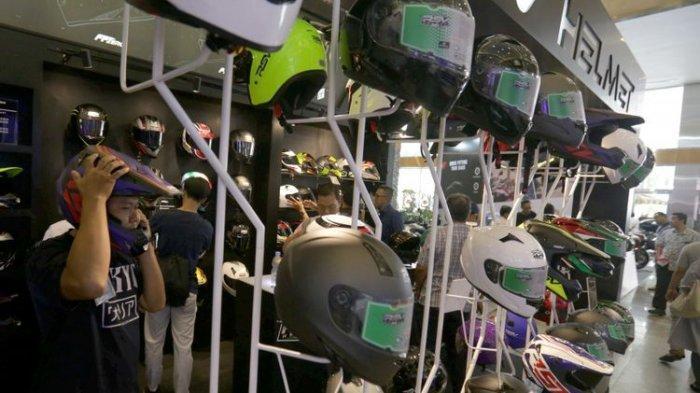 Ternyata Helm  pun Banyak yang Abal-abal,  Awas Anda Tertipu, Ini Helm yang Asli