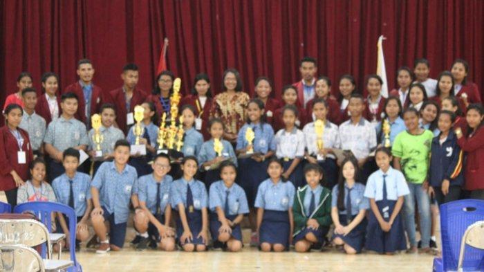 Himpunan Mahasiswa Prodi Pendidikan IPA STKIP Citra Bakti Ngada Gelar Kompetisi IPA I