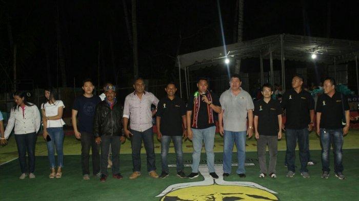 HIPMI Gelar Turnamen Bola Voli untuk Bentuk Karakter Pemuda