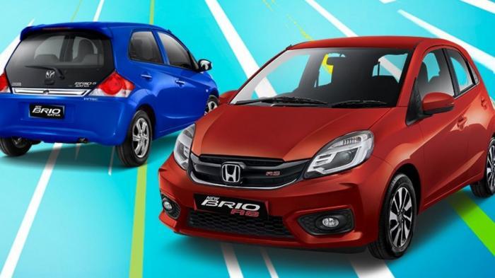 Daftar Mobil Baru Murah Rp 100 Jutaan Pekan Terakhir Agustus 2021, Ada Honda Brio hingga Toyota Agya