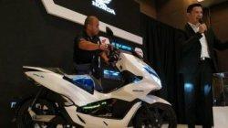 Honda Luncurkan PCX EV