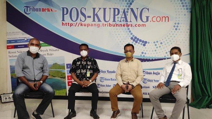 Suksesi Rektor Undana, Max Sanam Klaim Didukung Mayoritas Senat