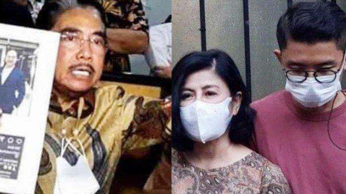 Hotma Sitompoel Perlihatkan Dugaan Perselingkuhan Sang Istri, Tunjuk Foto Istri dengan Pria Lain