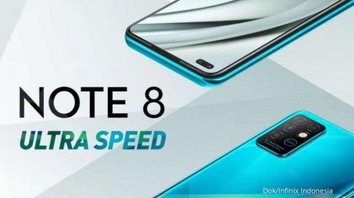 Punya julukan Super Gaming Smartphone, Harga HP Infinix Note 8 Ternyata Sangat Cocok di Kantong