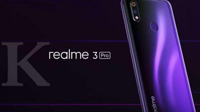 Daftar harga HP Realme 3 Pro terbaru, Ponsel murah dengan kamera selfie 25MP