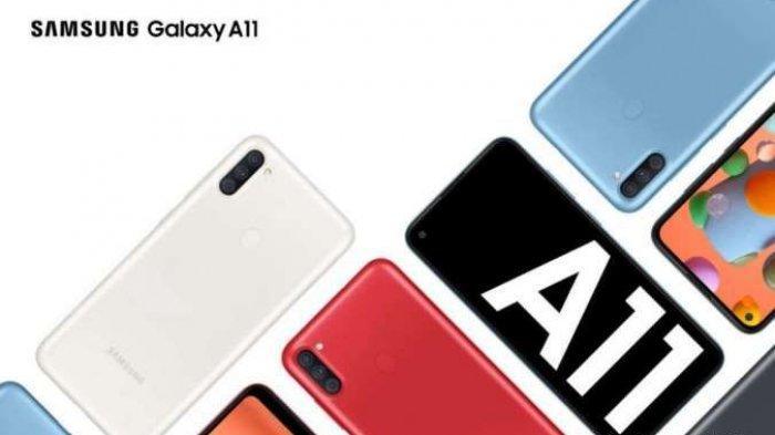 HP Samsung A11 Murah Harga Hanya Rp 1 Jutaan, Ini Spesifikasi Ponsel Samsung A11 Banyak Dicari