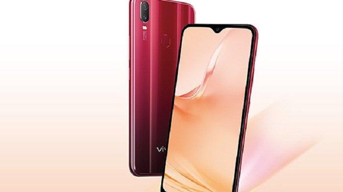 Deretan HP Murah Harga Rp 1 Jutaan, HP Vivo Y Series