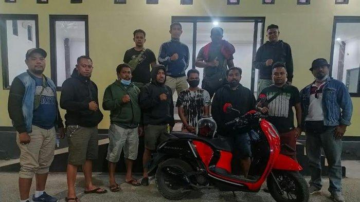 Modus Pinjam HP Korban, Oknum Anggota Polri Diamankan Buser Satreskrim Polres Kota Kupang