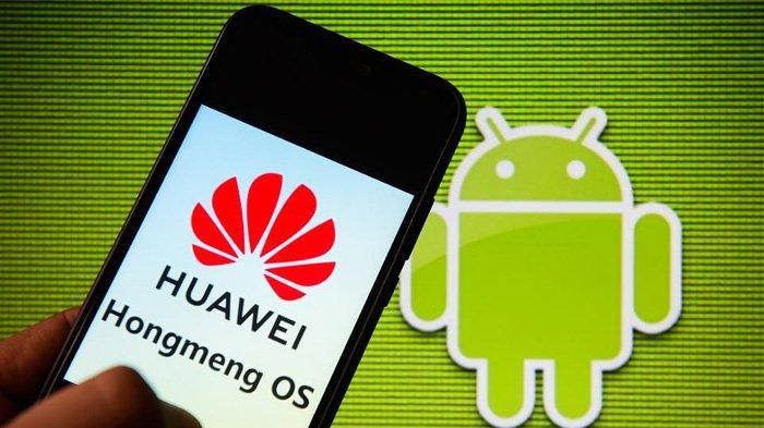 Huawei Masuk Daftar Hitam Amerika Serikat, Raksasa Teknologi China Luncurkan Sistem Saingan Android