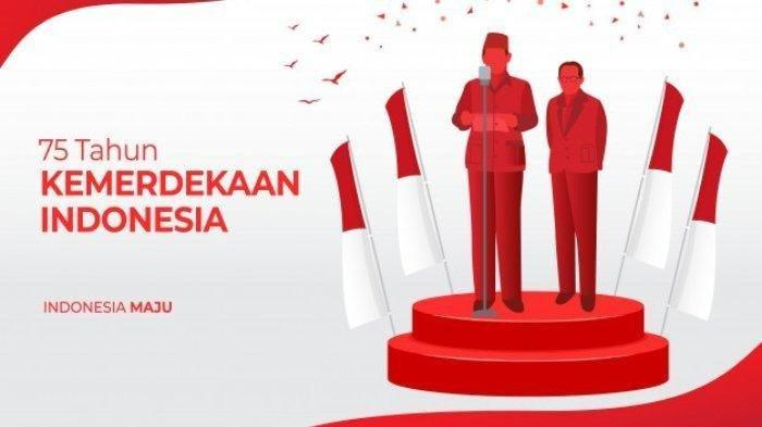 LENGKAP 50 Kata Mutiara Ucapan Hari Kemerdekaan Ke-75 RI: Cocok buat Update Status IG, FB, atau WA