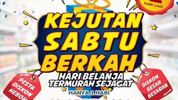 Hypermart Sabtu 10 April 2021 Promo Pesta Diskon Heboh, Cek Paket Hari Raya Termurah Rp 29 Ribu
