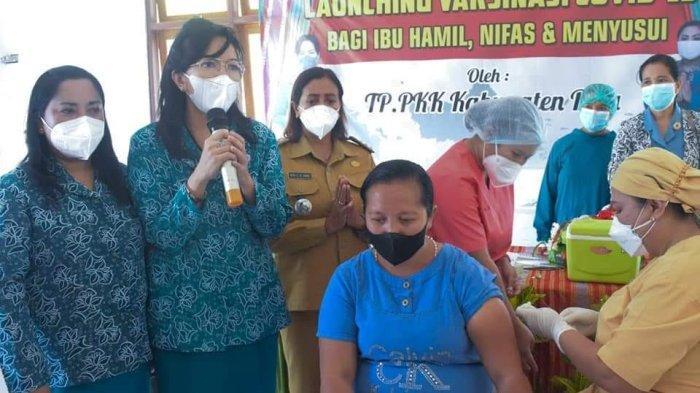 227 Ibu Hamil di Belu Sudah Vaksin