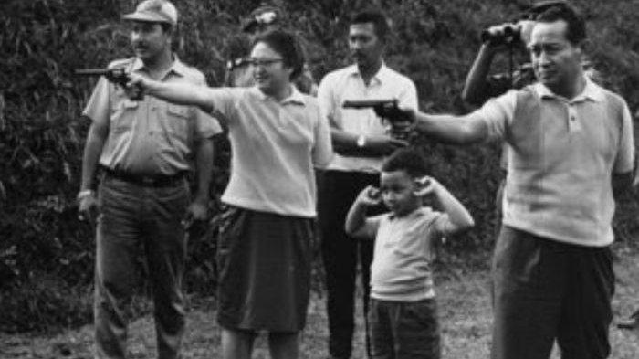 Berlagak Bos, Ipar Soeharto Didepak Sudono Salim, Nasib Terakhirnya Begini, Soeharto Turun Tangan