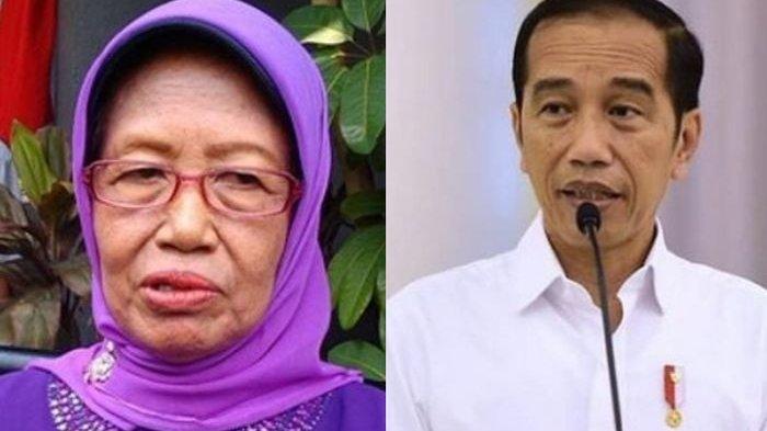 Panggilan Sayang Ibunda Presiden Jokowi Eyang Sujiatmi Notomiharjo untuk Ustadz Yusuf Mansur
