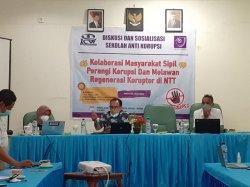 ICW Akan Hadirkan Sekolah Anti Korupsi di Kupang, Ini Tujuannya