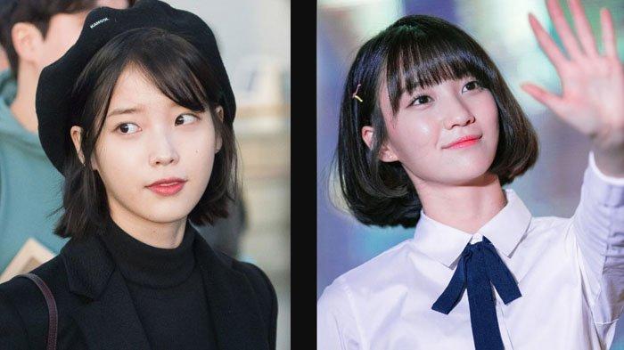 15 Idol Kpop Perempuan Ini Tampil Cantik Dengan Rambut Pendek Fresh Banget Pos Kupang
