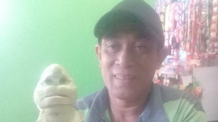 HEBOH -  Di NTT Nelayan Rote Ndao Temukan Ikan Mirip Manusia, Info NTT TERKINI