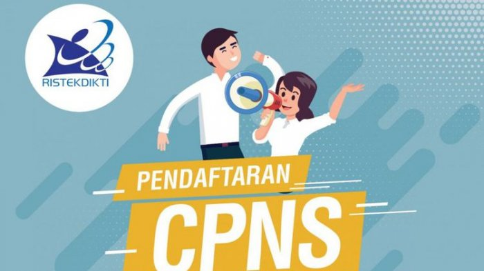 KABAR GEMBIRA! Rekrutmen Pendaftaran CPNS Dibuka Kembali, Maret 2019 Dimulai